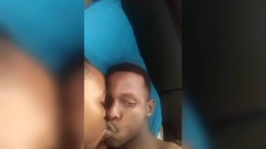 Kenya star and his girlfriend sextape