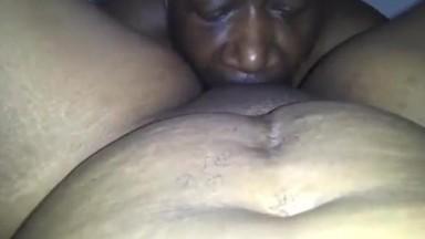 Nigeria Old man eats Pussy