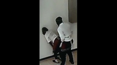 Ghana: The KFC workers sextape